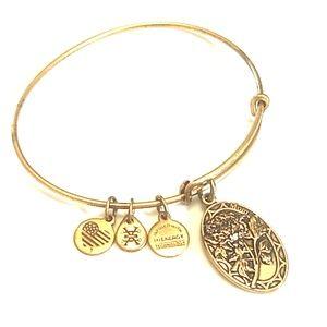 Alex and Ani Mom bangle bracelet